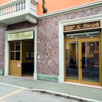 Sede Principale Casa Funeraria Monza
