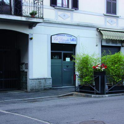 Ufficio Distaccato Casa Funeraria Monza